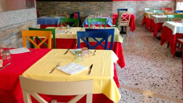 Pummaro Sala del ristorante