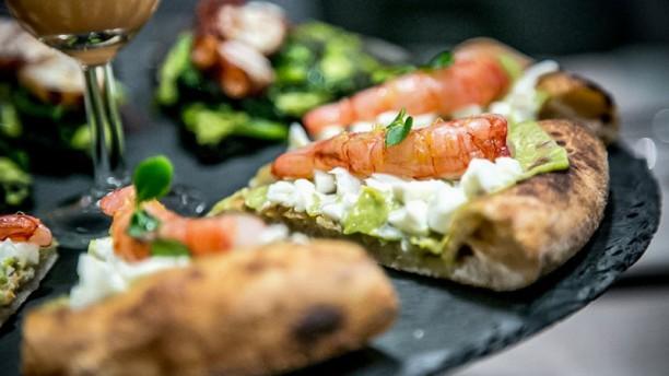 Restaurant simbiosi organic pizza florence menu avis for Food bar t zone
