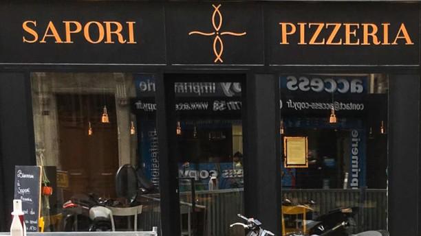 Sapori Pizzeria Devanture