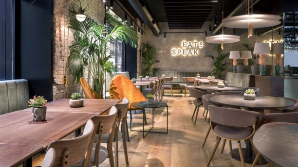 Eat & Speak Vista Sala