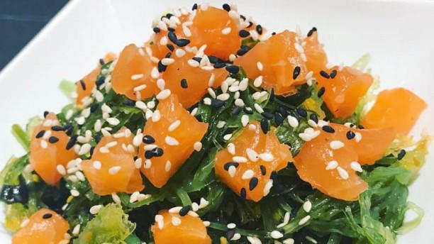 Oishii sushi Sugerencia del chef