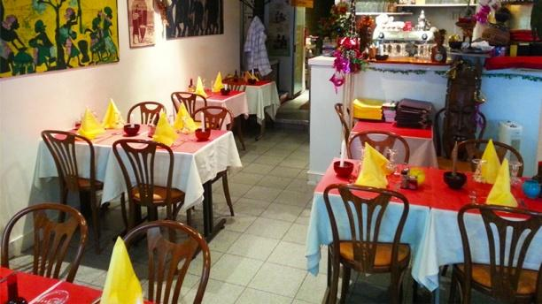 Restaurant Senegalais Paris Dakar