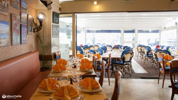 L'Hippocampe Salle du restaurant