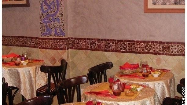 Soubai-One Salle du restaurant
