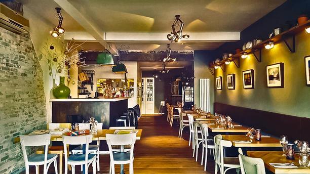 Brasserie Heerlijk Restaurant & Wijnbar Brasserie [H]eerlijk