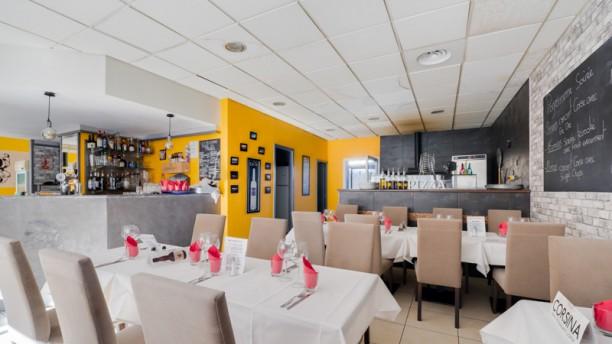 L'immortelle By Le Pagnol Salle du restaurant