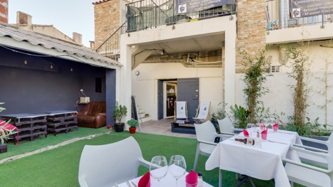 Terrasse - L'immortelle By Le Pagnol, Marseille