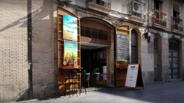 Kino Café Entrada