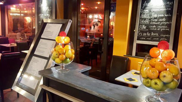 restaurant lou palco nice 06300 menu avis prix et r servation. Black Bedroom Furniture Sets. Home Design Ideas