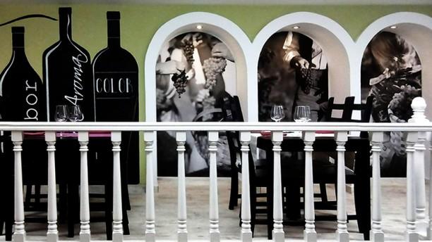 El Rincón del Vino Vista sala