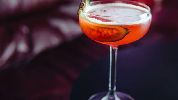 Raiz Bar drink