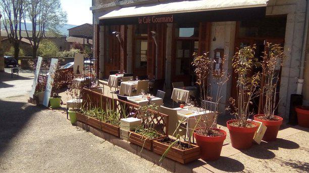 Café Gourmand facade
