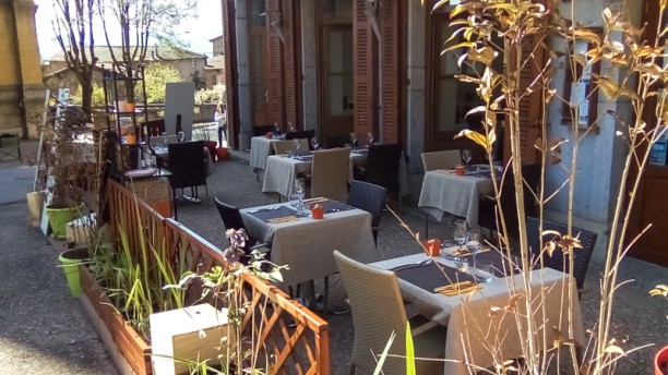 Café Gourmand Terrasse