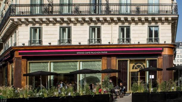Le Grand Café Fauchon Entrée