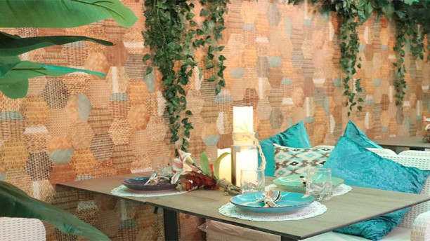Tropical Dream Vista sala