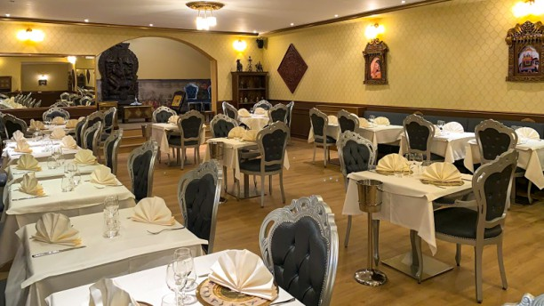 Jaisalmer Lounge Salle du restaurant