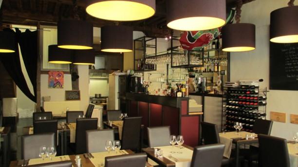 Restaurant le 44 rue des fripiers mons menu avis for Restaurant le miroir rue des martyrs