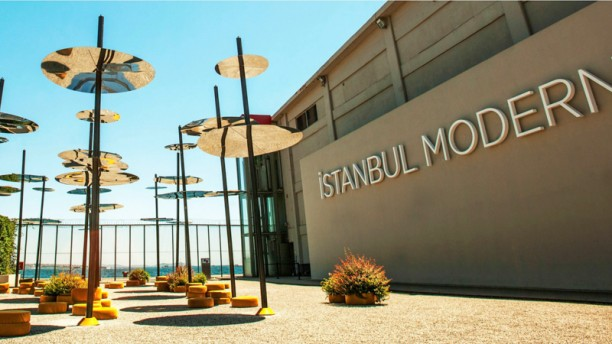 Istanbul Modern Exterior