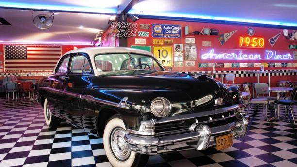 1950 American Diner - Calenzano Vista sala