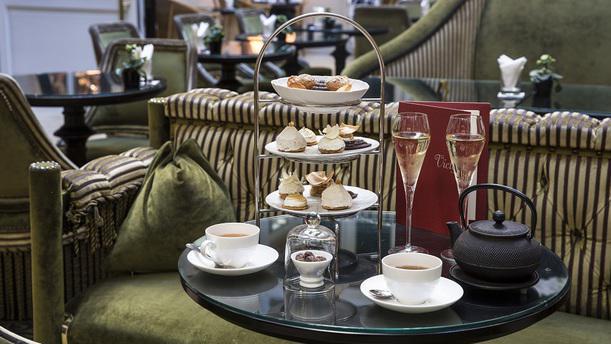 L'Orangerie - Hôtel Aquabella - Groupe Partouche Aix-en-Provence thé