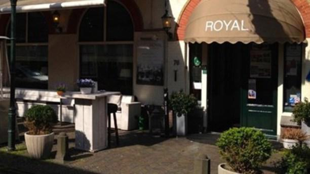 Royal eten en drinken Royal
