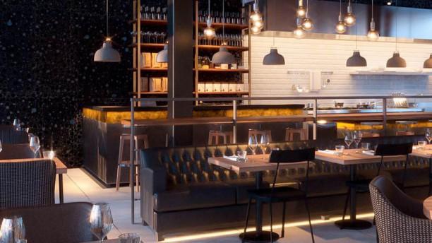 Copenhagen Bar en keuken
