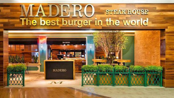 Madero - NYCC/Barra Shopping Fachada