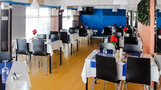 Heritage Pizza & Café Vista sala