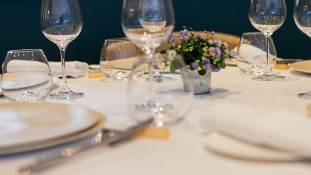 Carmen Restaurant & Salon Détail de décoration