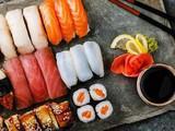Sushi en Teppanyaki restaurant Juliana