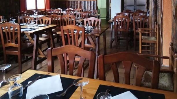 Hostal Can Serra Vista sala