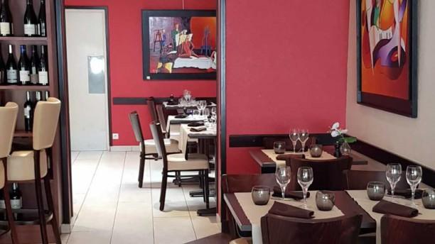 Le Grenadin Salle du restaurant