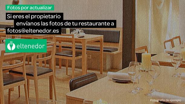 Fuente del Río restaurante