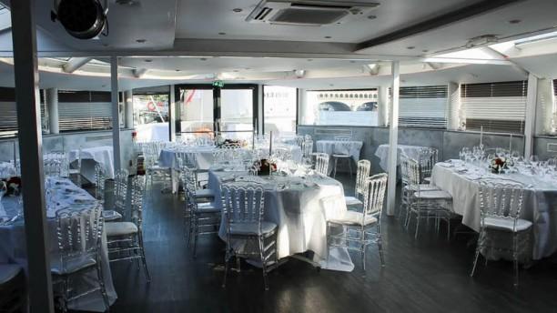 VIP Paris Yacht Hotel Terrasse