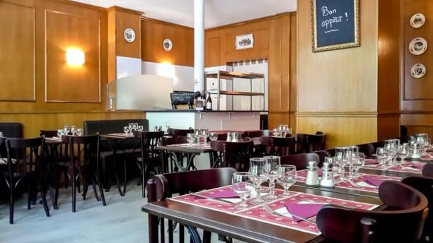 l 39 archelle restaurant 83 avenue de s gur 75015 paris adresse horaire. Black Bedroom Furniture Sets. Home Design Ideas