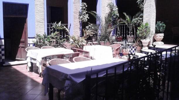 Restaurante de Loreto Vista terraza