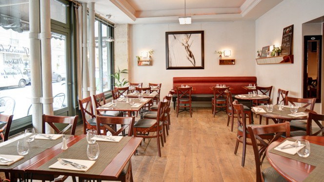 Le Percolateur - Restaurant - Paris
