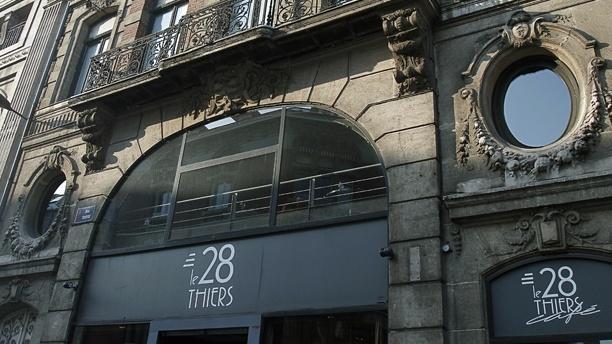 Le 28 Thiers Bienvenue au restaurant Le 28 Thiers