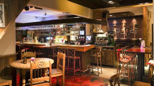 Hudson Bar & Kitchen Naaldwijk Het restaurant