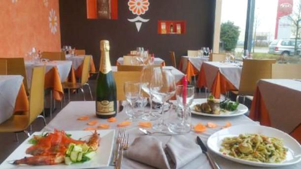La Margherita Sala del ristorante