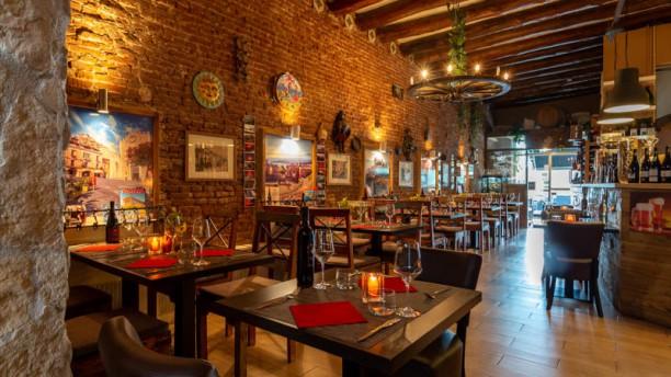 Ristorante Dell'etna Het restaurant
