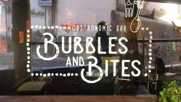 Bubbles and Bites Fachada