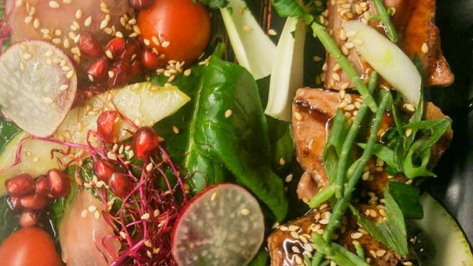 Sugestão do chef - Bubbles and Bites, Cascais