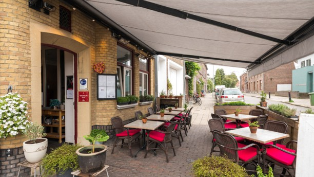 Bib Gourmand Restaurant Danyel Terras