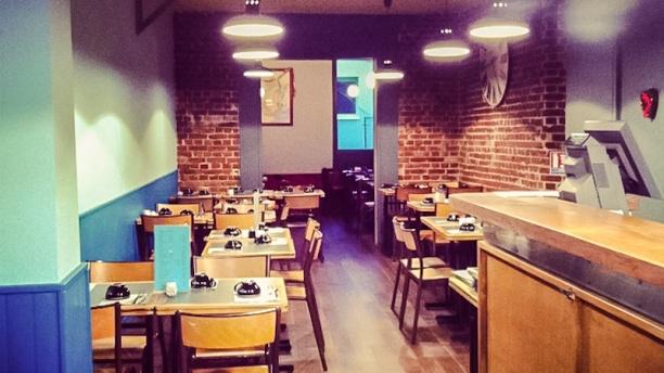 Breizh Kitchen Vue salle