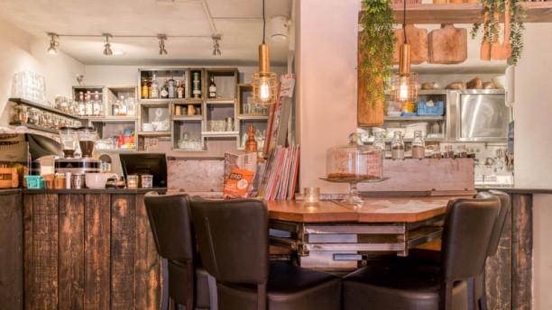 No 25 Het restaurant
