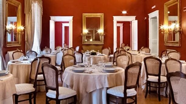 Salone dei Principi La sala