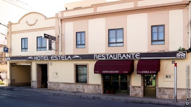 Estela - Hotel Estela Fachada