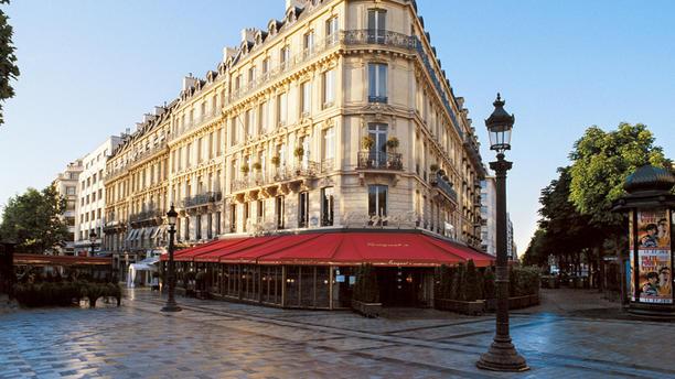 Fouquet's Paris Entrée du Fouquet's Paris