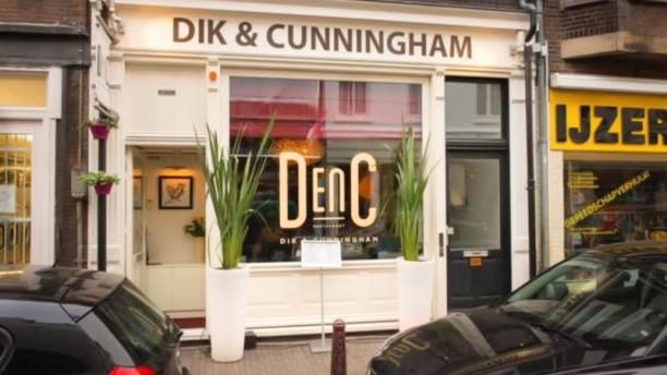 DenC, Dik & Cunningham Ingang